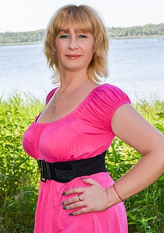 Hundreds of gorgeous pictures: gorgeous Russian romantic woman Liliya from Kherson